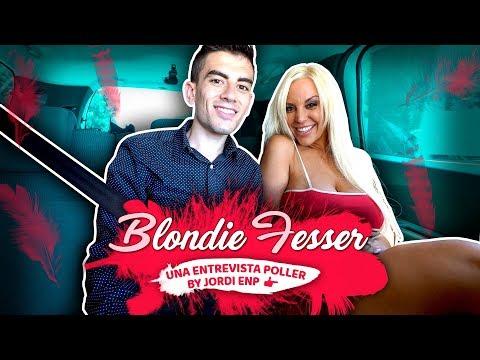 Blondie Fesser SIN C*NSURA | Una mujer (.)(.) y dos buenas razones para verla.