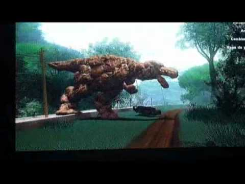 my Jurassic Park 1 & 3 - Far Cry 2 XBOX map Music Videos