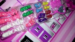 Mở hộp búp bê barbie có khớp #2 :Dung Nguyễn