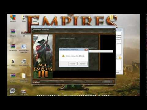 Como descargar Age of Empires III