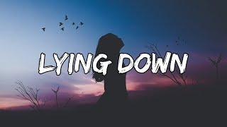 Céline Dion - Lying Down Lyrics