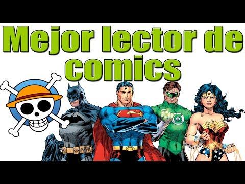 El mejor lector de comic y manga para Android - Como descargar comics y mangas