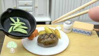 【Kracie】I Make hamburger steak with soft candy!