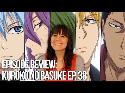 Kuroko no Basuke 2 Ep. 13 Anime Review! - 黒子のバスケ Q38 Review