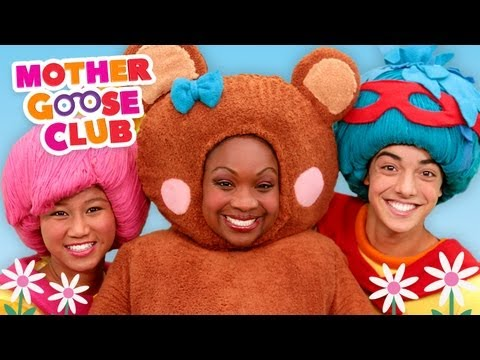 If You're Happy and You Know It - Mother Goose Club Songs for Children
