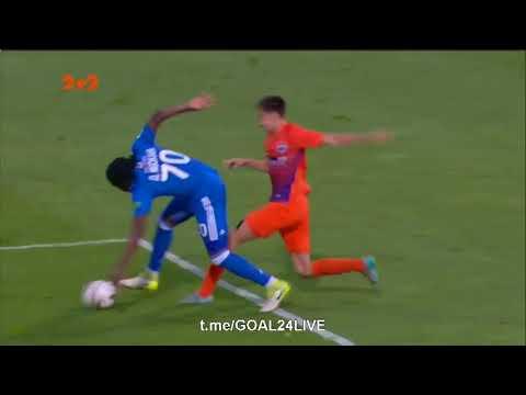 Dynamo Kiev vs Mariupol  Résumé du match. 1:1 04 05  2018