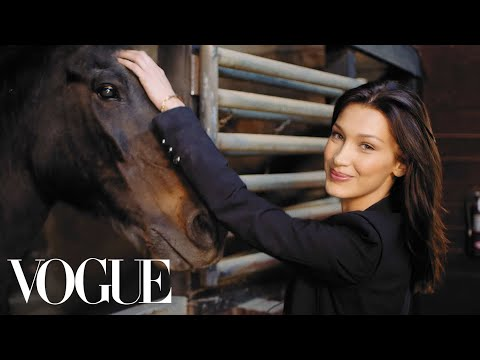 73 Questions With Bella Hadid   Vogue
