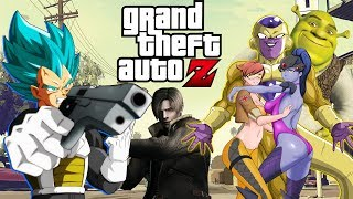 GTA Z - The Battle Of The D And T