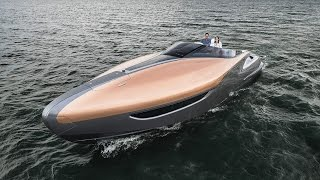 The Lexus Sports Yacht Concept