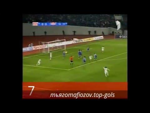 Лучшие голы  Сборной Грузии по футболу 2010-2015 годов