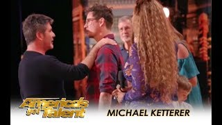 Simon Cowell's Golden Buzzer: The FULL story Behind Michael Ketterer
