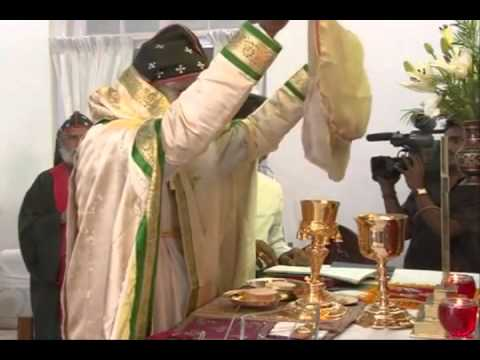 Mar Thoma Syrian Church Holy Qurbana video