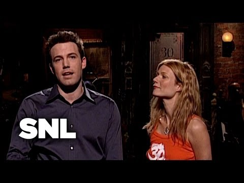 Ben Affleck Monologue: Gwyneth Paltrow - Saturday Night Live