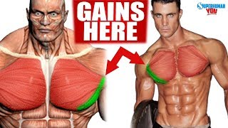 3 Outer Chest Exercises You