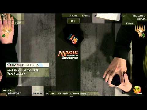 Grand Prix Denver Finals: Pat Cox vs. Vidianto Wijaya (Legacy)