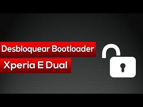 Como Desbloquear/Bloquear Bootloader Sony Xperia E (Dual/Single)