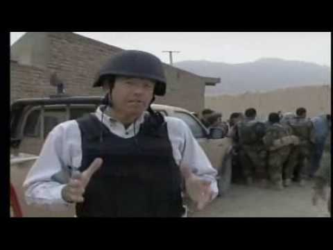 Humanitarian Aid Mission in Afghanistan