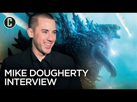 Godzilla: King Of Monsters Director Mike Dougherty Interview