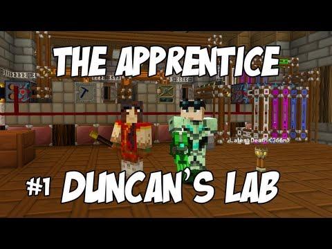 The Apprentice: Duncan's Lab - #1 - The Wizard's Apprentice