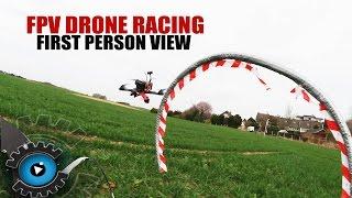 FPV Drone Racing Mit Deutschlands Erfolgreichstem Quadrocopter Team