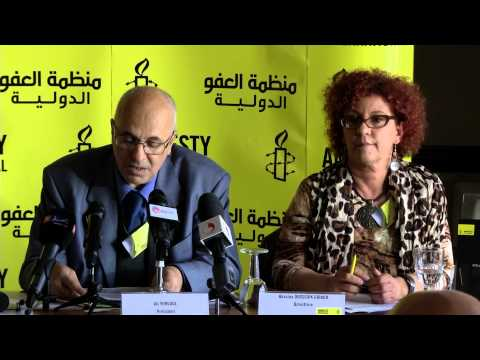 23/05/2013 les disparus à la conférence d'Amnesty international Dzair TV