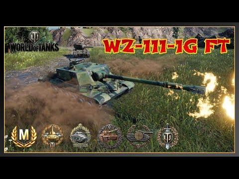 World of Tanks // WZ-111-1G FT // Ace Tanker // Radley Walters // Xbox One