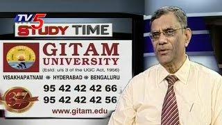 GITAM Institute of Management | Professor N Shiva Prasad | Study Time