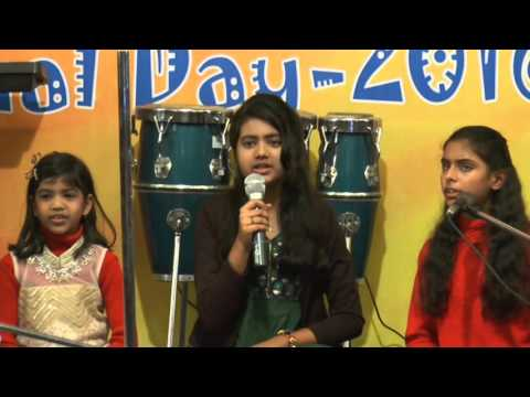 Natraj Sangeet Mahavidyalaya Students Performing  Vocal