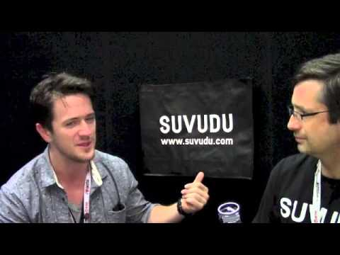 Pierce Brown interviewed by Matt Staggs of Suvudu.Com
