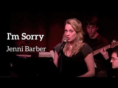 IM SORRY - Jenni Barber with Kait Kerrigan and Brian Lowdermilk