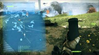 BF3 - Noobish Mortar Support