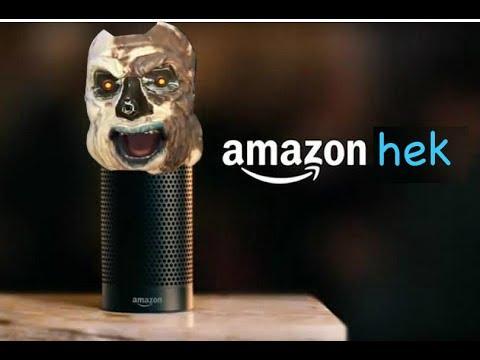 Amazon Echo: Vay Hek Edition