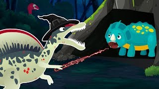 FUNNY DINOSAUR CARTOON Compilation #1 || Dino-X (Funny cartoon for kids)