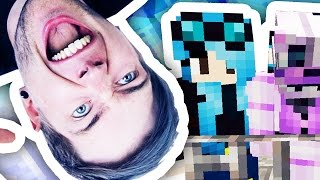 LOCKING MY FANS IN MINECRAFT PRISON!!!