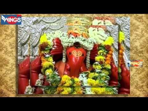 Jay Dev Ganesh - Ganesh Aarti & Ganesh Mantra Marathi video