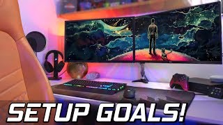 PC Gaming SETUP Tips! 😅- The BEST Gaming Accessories & Peripherals! [2019]
