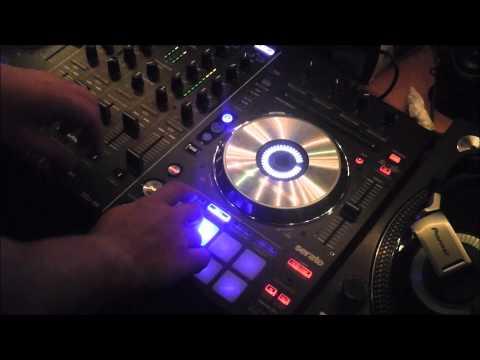 Serato DJ Tricks on Pioneer DDJ-SX