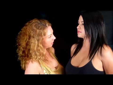 Girl Hypnotized To Kiss