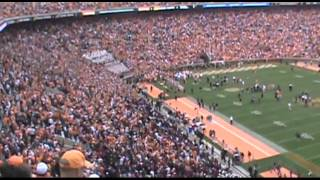 Tennessee 23 South Carolina 21 - The Experience