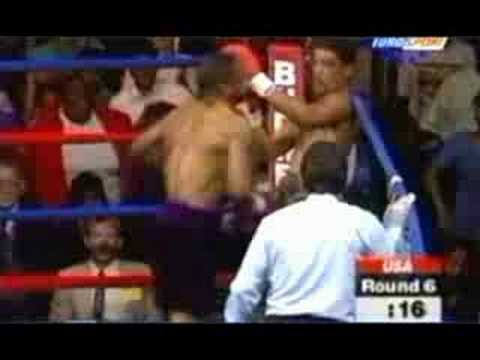 Original Roy Jones Jr Highlights With Can't Be Touched Hq video