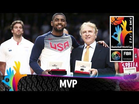 Kyrie Irving - Mvp Of The 2014 Fiba Basketball World Cup video