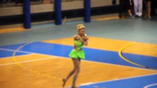 Kylie Cates - Worlds 2015