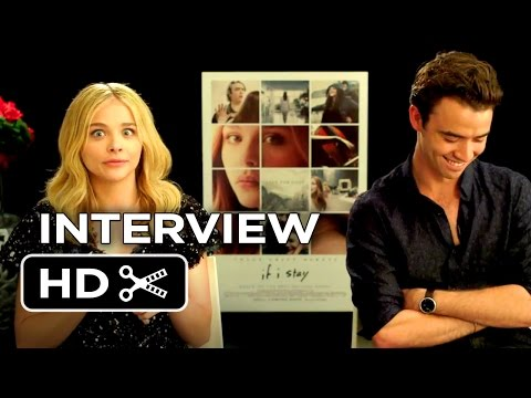 If I Stay Interview - Hidden Talents (2014) - Chloë Grace Moretz Drama HD