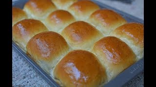 Bread Recipes: How To Make Bread rolls | Afropotluck