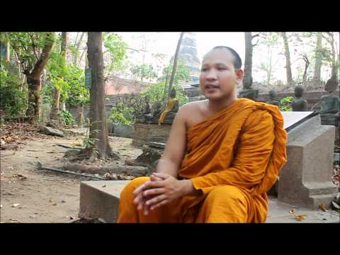 Enlightenment: Chat with a Thai Buddhist Monk