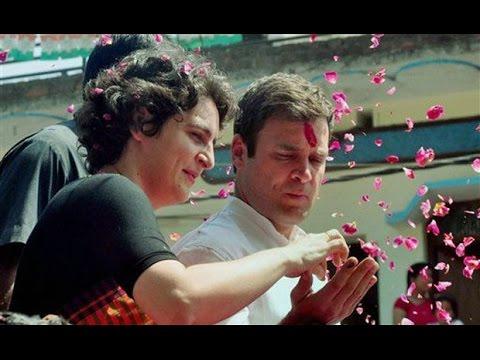 Priyanka Gandhi speaks out but Rahul Gandhi silent