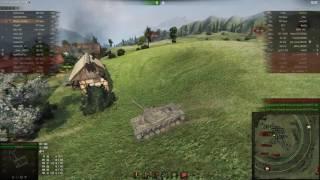 T57 Heavy Tank, Вестфилд, Стандартный бой