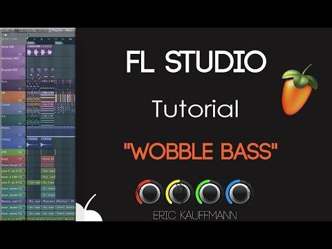 Cómo hacer un Wobble Bass en FL Studio - Tutorial - FL Studio 11