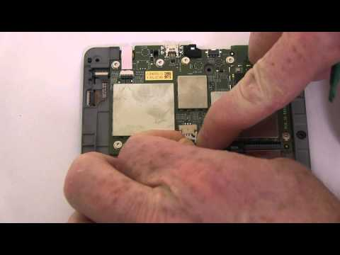 How to Replace Your Kindle Touch 7th Generation Battery