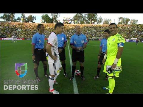 Increíble sorteo inicial en Colombia-Paraguay